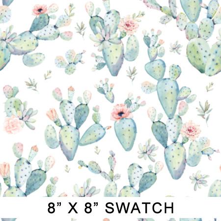 Cactus clipart boho. Nursery fabric pennant banner