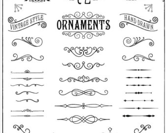 Banner clipart boho. Woodland floral antlers banners