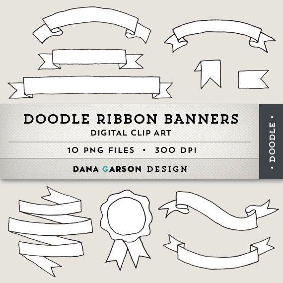 best graphical facilitation. Banner clipart doodle