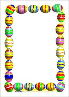 All you need to. Borders clipart easter egg