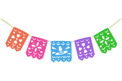 images of mexican. Banners clipart fiesta