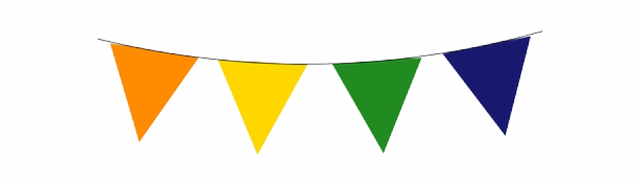 Banner clipart flag. Transparent pennant png free