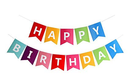 Banners Clipart Happy Birthday Banners Happy Birthday Transparent