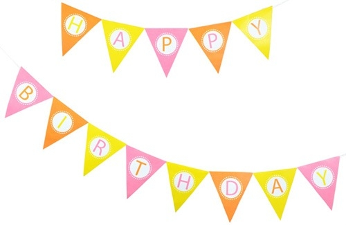Banner clipart happy birthday. Incep imagine ex co