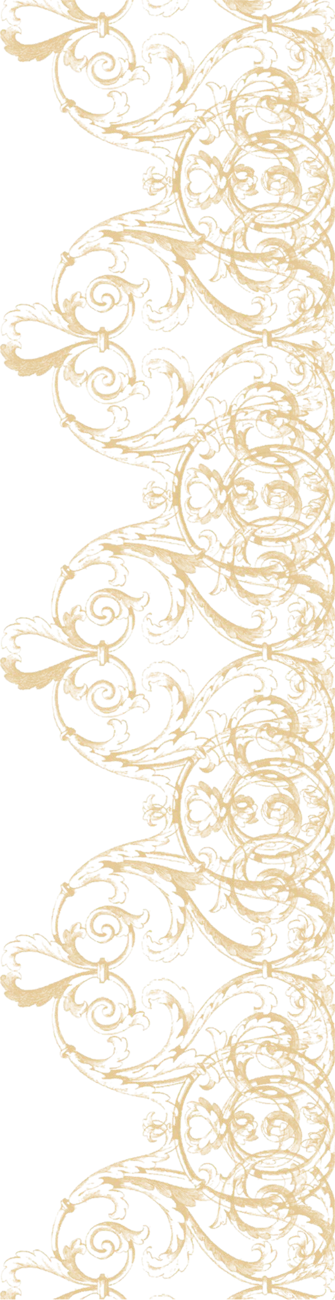Pattern clipart classic. White lace clip art