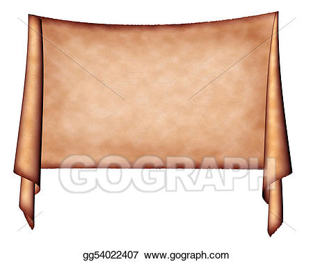 Stock illustration gg gograph. Banner clipart medieval