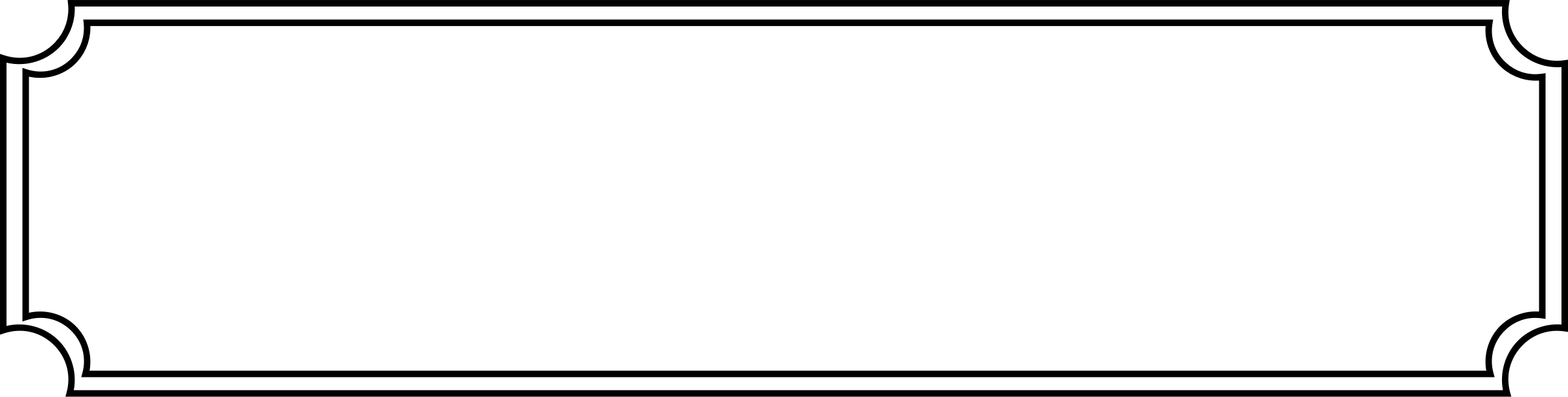 Banner big image png. Square clipart empty
