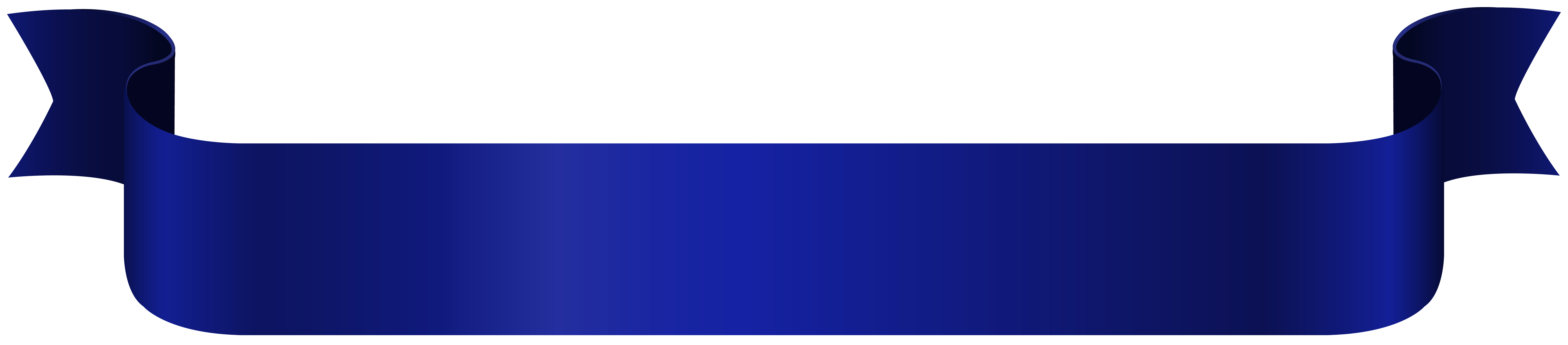Blue png clip art. Banner clipart rectangle