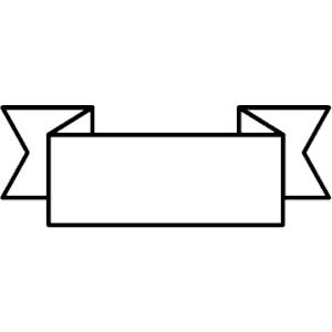 Banner clipart rectangle. Free clip art clipartbold