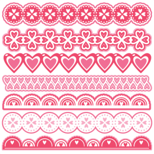 Banner clipart scrapbook. Borders banners backgrounds miss