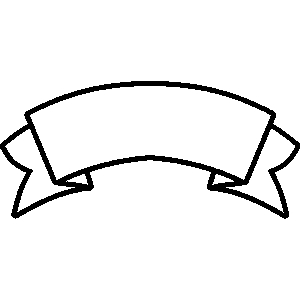 Banner clipart shape. Photos of free shapes