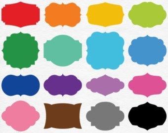 Printable shapesnokiaaplicaciones com nokiaaplicaciones. Banner clipart shape