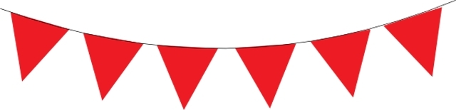 Red scrapheap challenge com. Banner clipart triangle