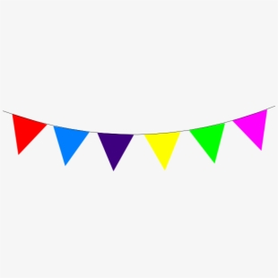 Banner clipart triangle, Banner triangle Transparent FREE ...