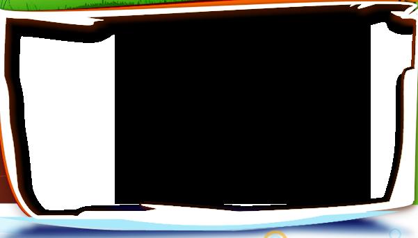 Clipart transparent download. Banner frame png