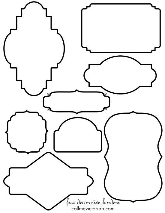 Label clipart label outline.  best design elements