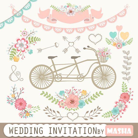 Banners clipart invitation.  best wedding ideas