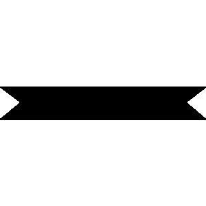 Black clip art scrapheap. Banner clipart rectangle