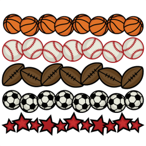 Forever sisters layout miss. Banners clipart sport