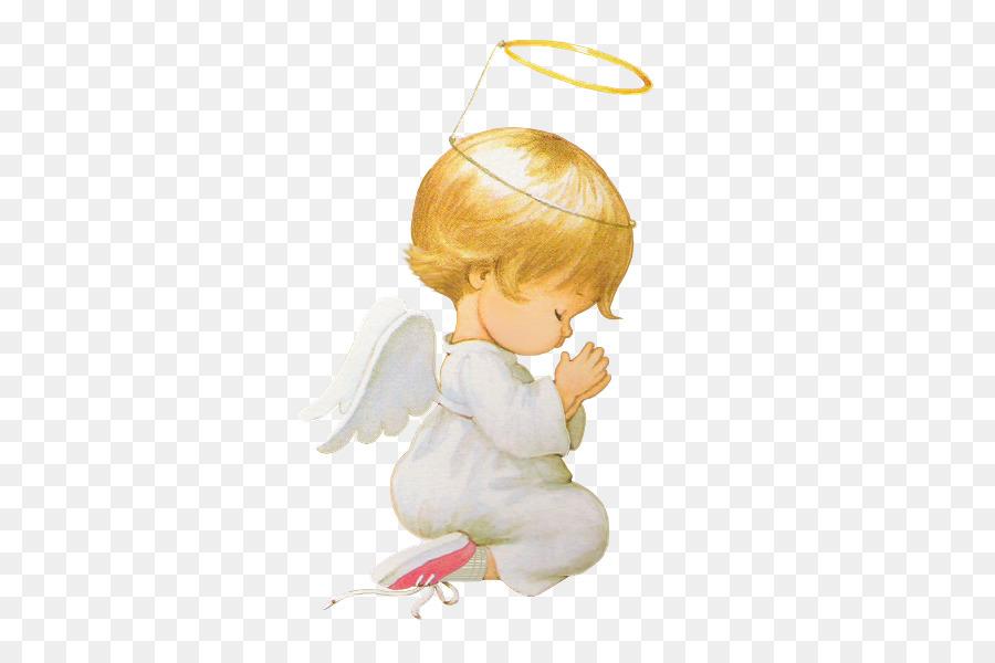 Child angel transparent . Baptism clipart cartoon