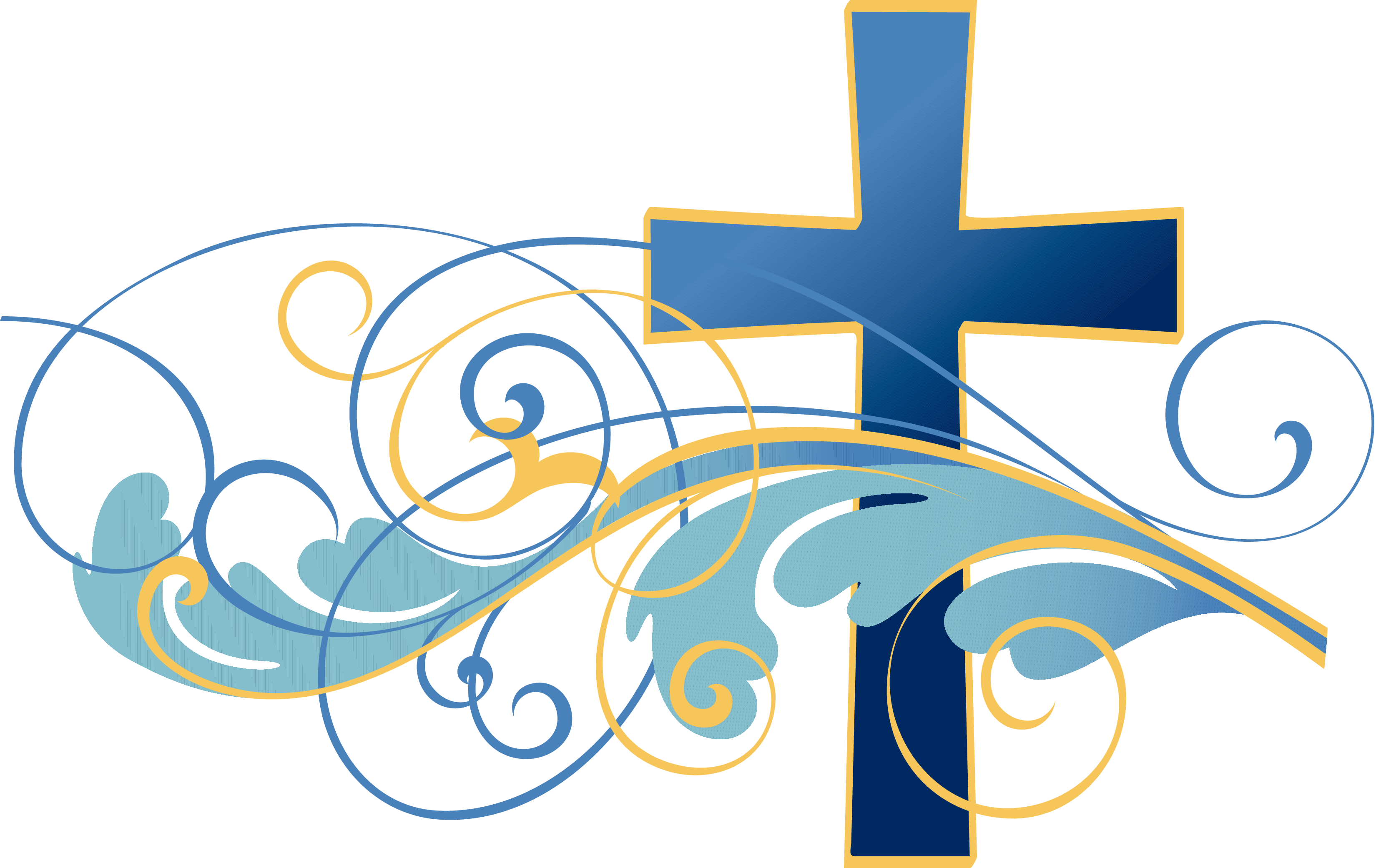 Holy family church. Baptism clipart catholic baptism