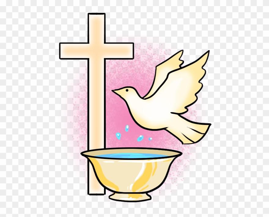 Symbol sacraments of the. Baptism clipart catholic baptism