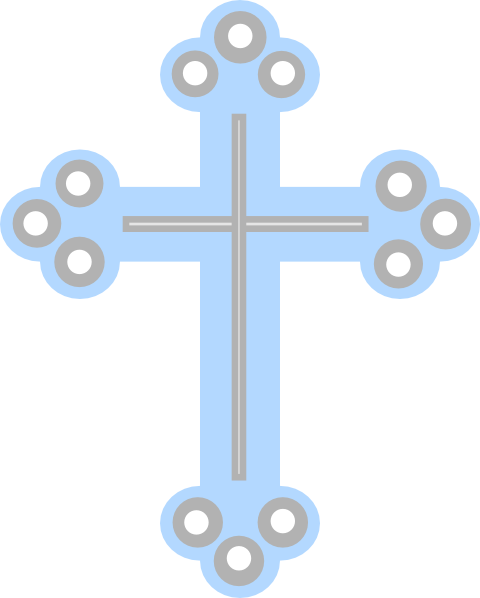 collection of png. Baptism clipart crucifix