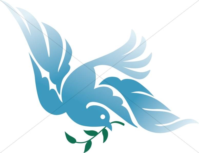 Doves clipart blue. Dove art graphic image