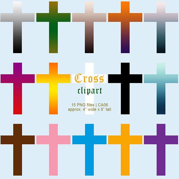 Baptism clipart easter. Christian crosses cross rainbow