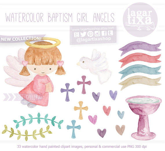 baptism clipart first communion