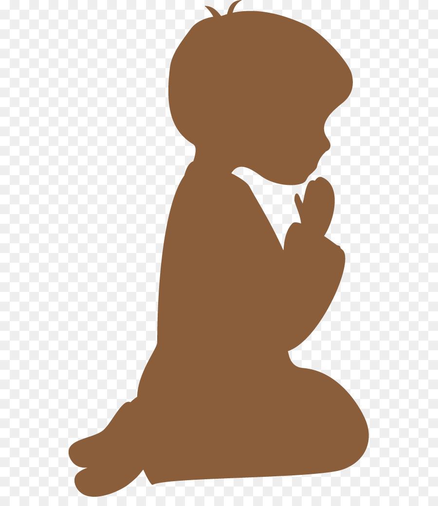 Baptism clipart silhouette. Hand cartoon eucharist