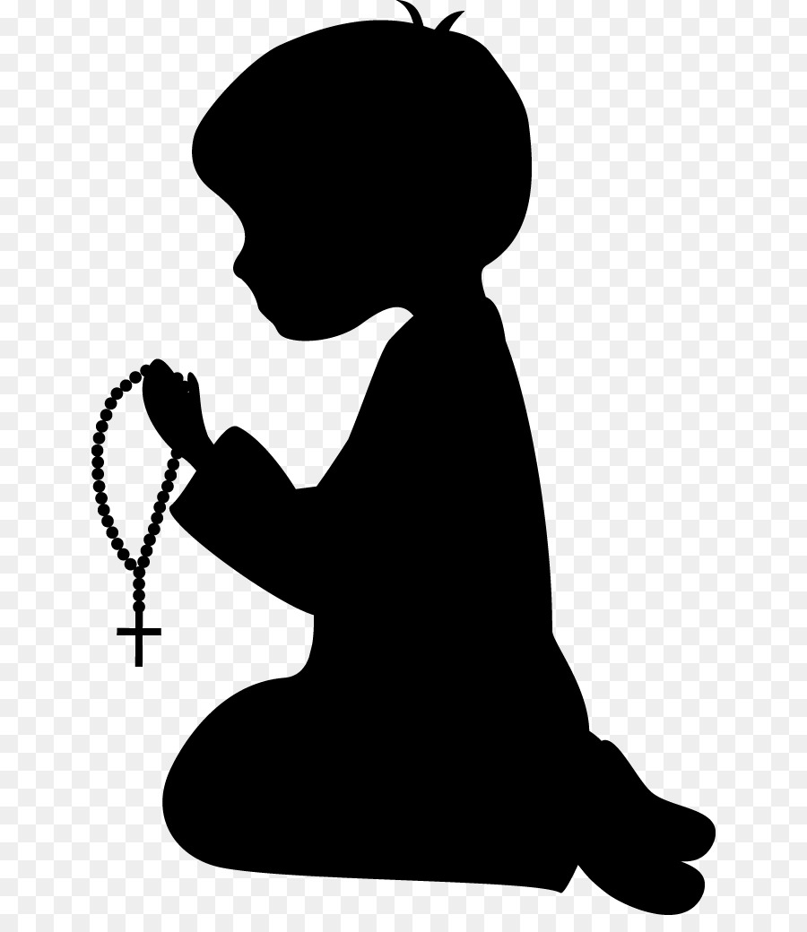 Baptism clipart silhouette. Free download clip art