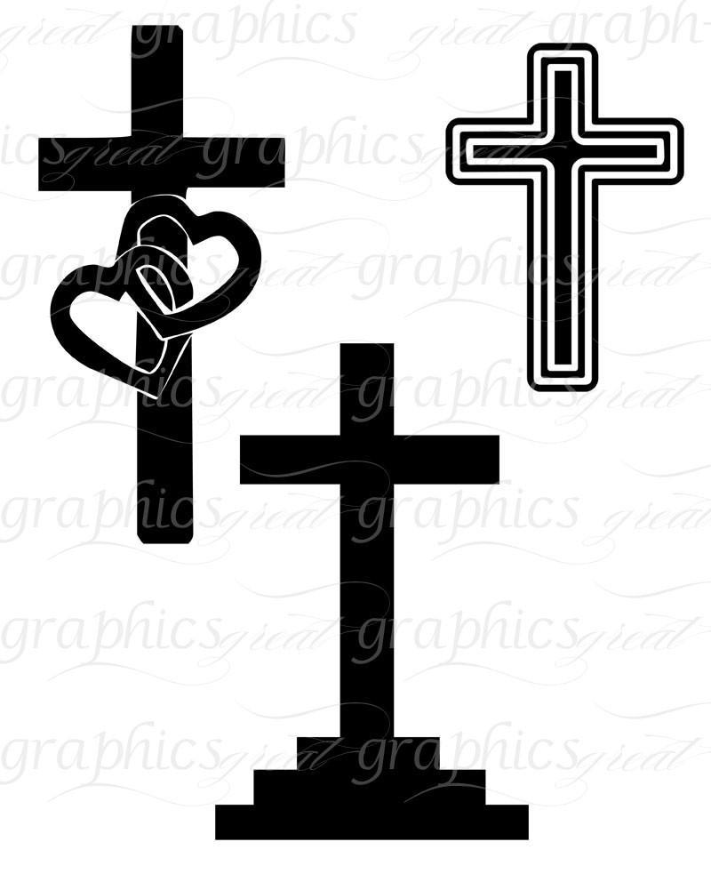 Cross clip art wedding. Baptism clipart swirl