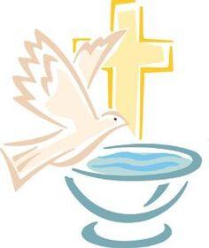 . Baptism clipart