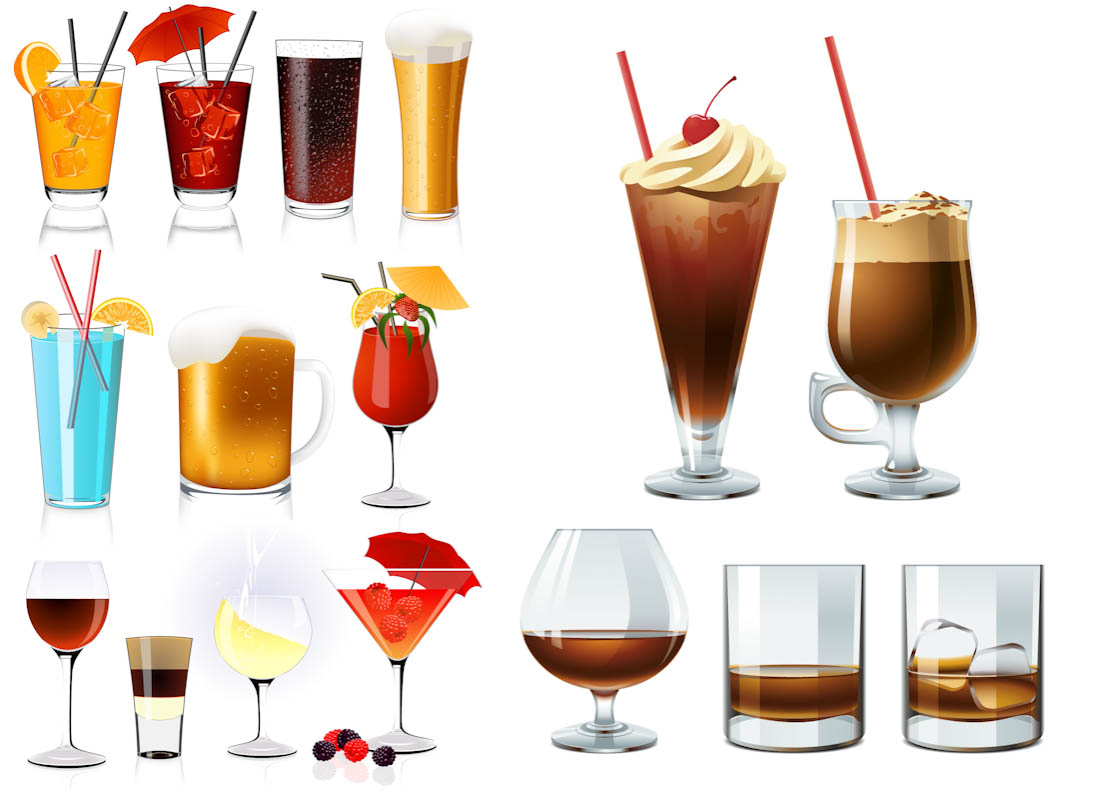 Free bar cliparts download. Drinks clipart vector