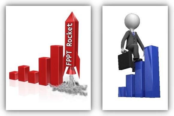 Future clipart business future. Best d chart animations