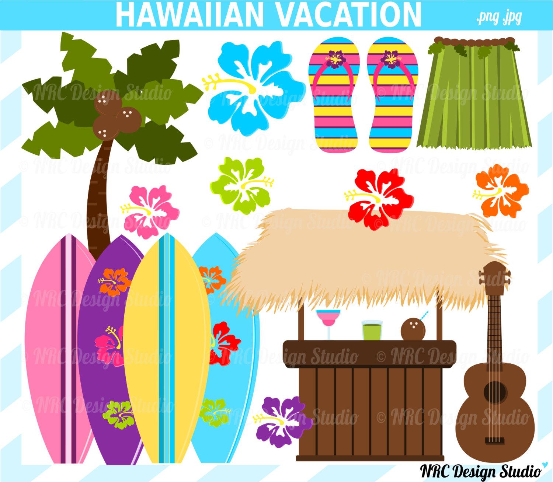 Hawaiian . Bar clipart beach bar