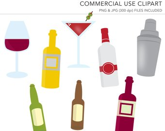 Bar clipart beer bar. Etsy commercial use clip