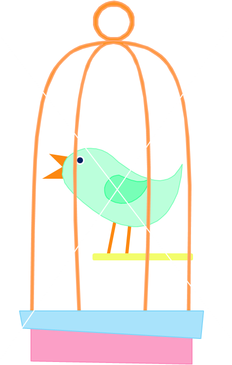 Bar clipart cage. Birdhouse the life of