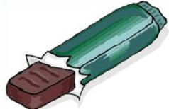 Bar clipart cartoon. Granola pencil and in