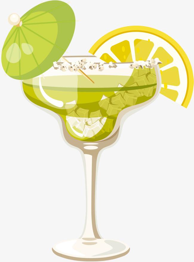 Green fruit juice png. Bar clipart cocktail