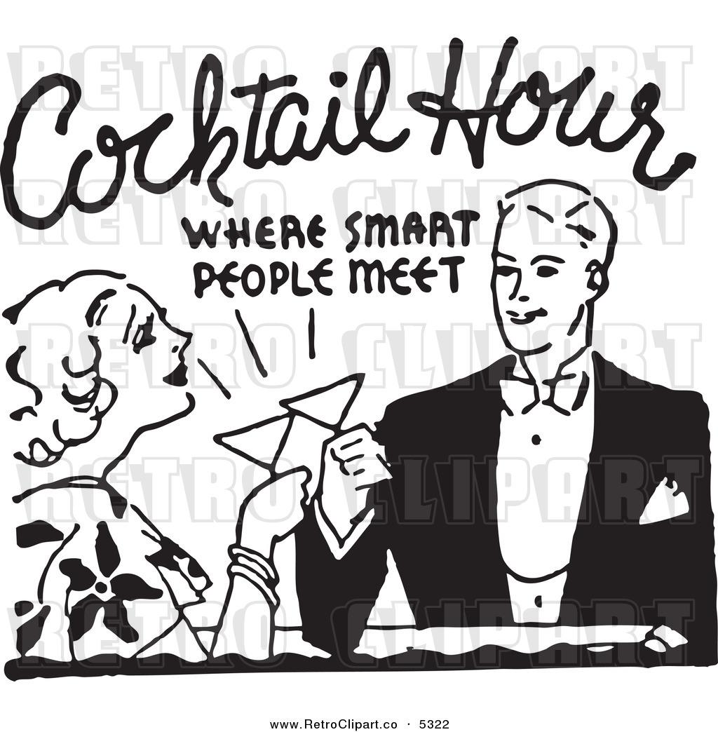 . Bar clipart cocktail