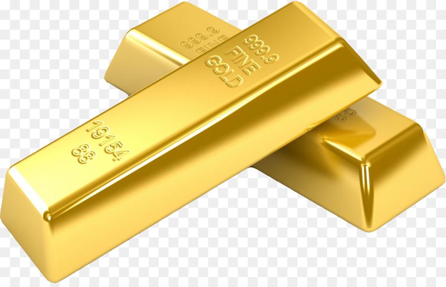 Bar silver metal transparent. Gold clipart gold bullion