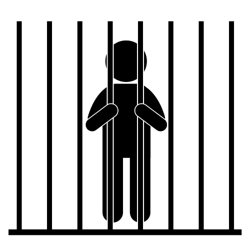 Comic pictures of cells. Bar clipart jail cell