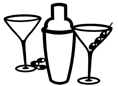 Cocktail clipart cocktail shaker. Download martini clip art