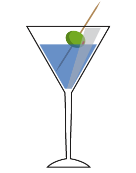 Free martini glass clip. Cocktails clipart cocktail dinner