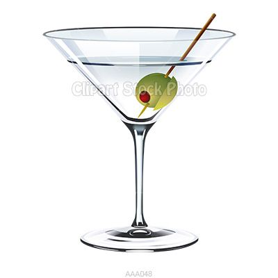 Google search clips glass. Bar clipart martini
