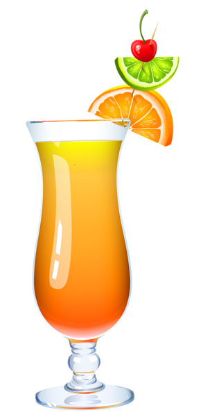 Exotic cocktail png picture. Cocktails clipart