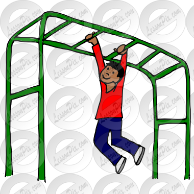 Bar clipart monkey bar. Bars picture for classroom