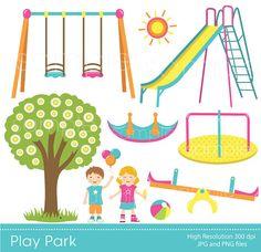 Clip art children play. Bar clipart playground